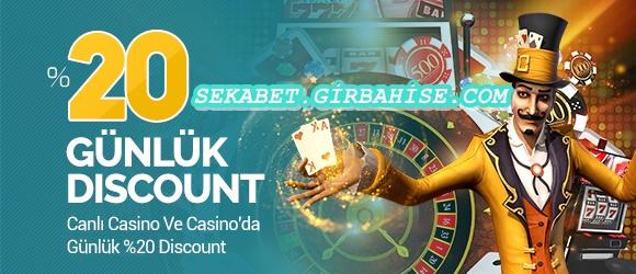 gunluk casino bonusu